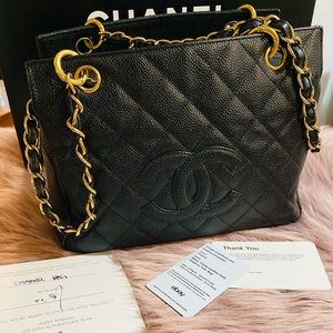 🖤Chanel Petite Timeless Tote🖤